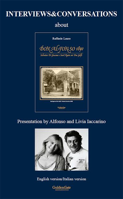 Don Alfonso 1890 - INTERVIEWS&CONVERSATIONS