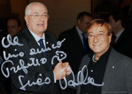 Franco califano attimidating